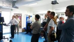 Poděkování za workshop Počítačové tomografie Werth