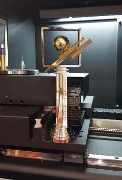 Zlatá medaile MSV Brno 2017 za TomoScope XS