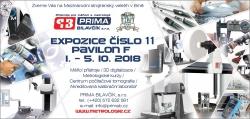 Pozvánka na Mezinárodní strojírenký veletrh do Brna